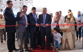 Inauguration nouvelle agence à Sfax